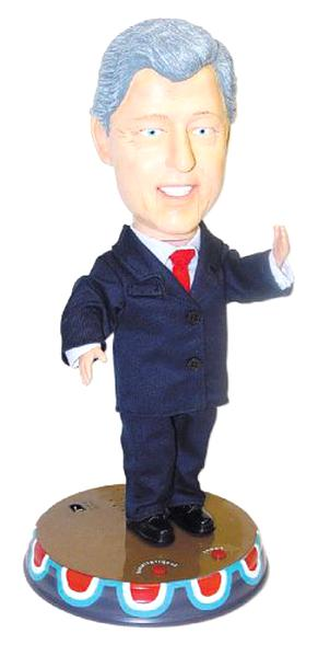 bill clinton doll for sale