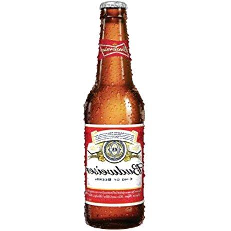 budweiser bottle for sale