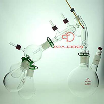 lab glassware distillation for sale
