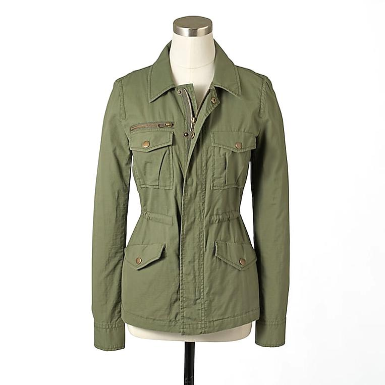 j crew utility jacket for sale