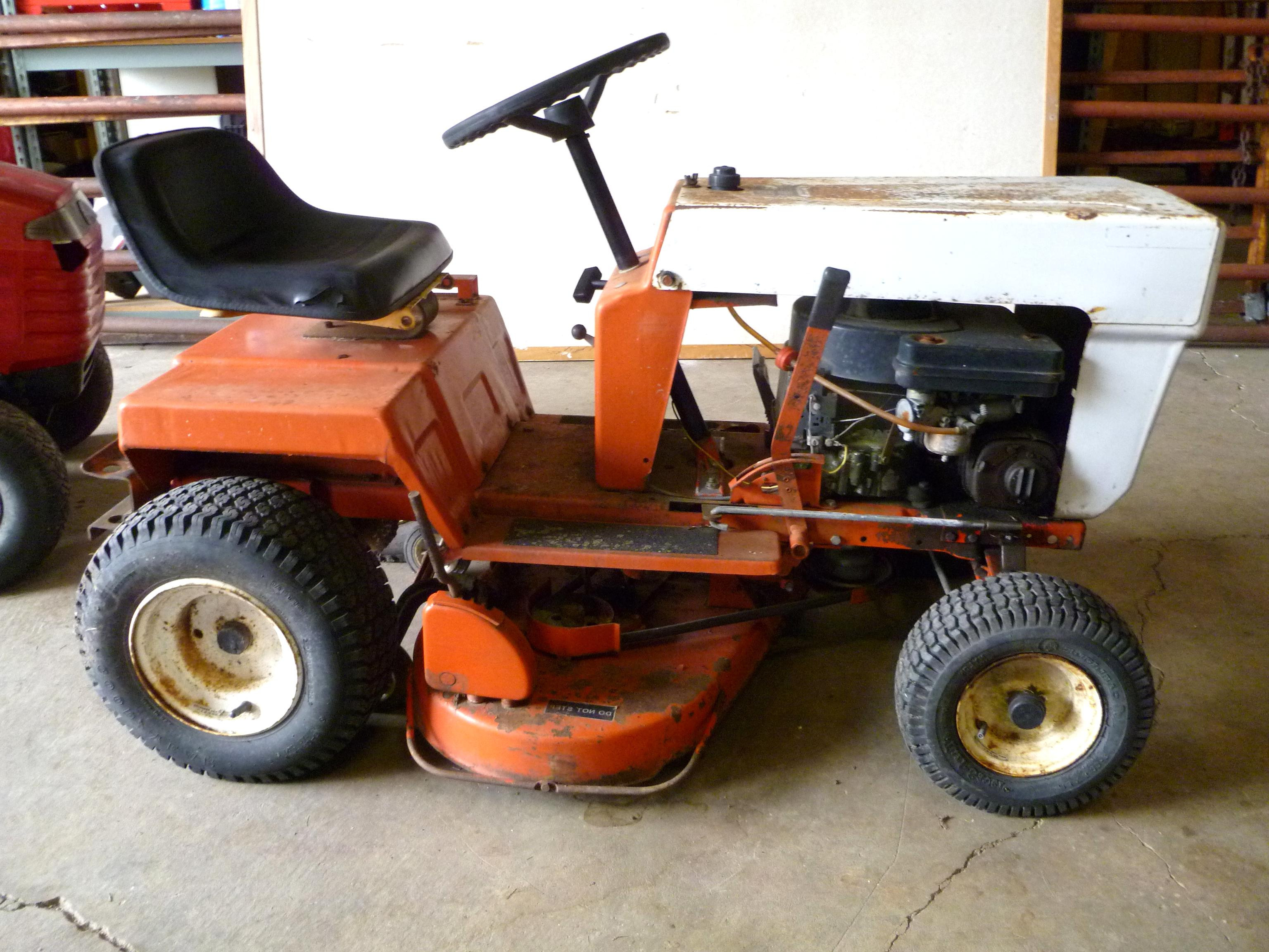 montgomery ward mower for sale