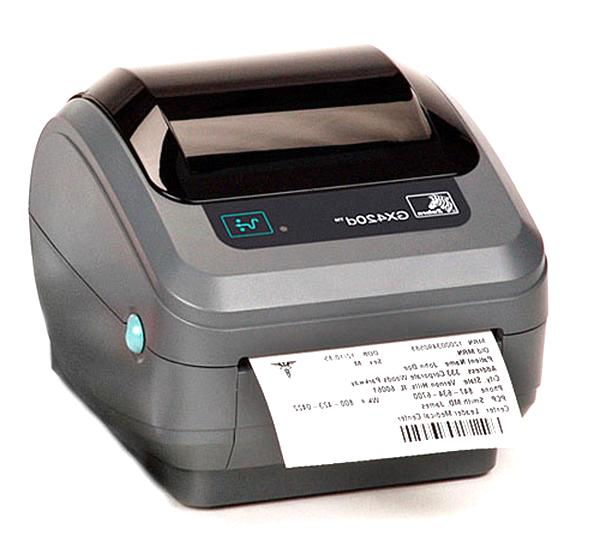 zebra technologies thermal label printer for sale