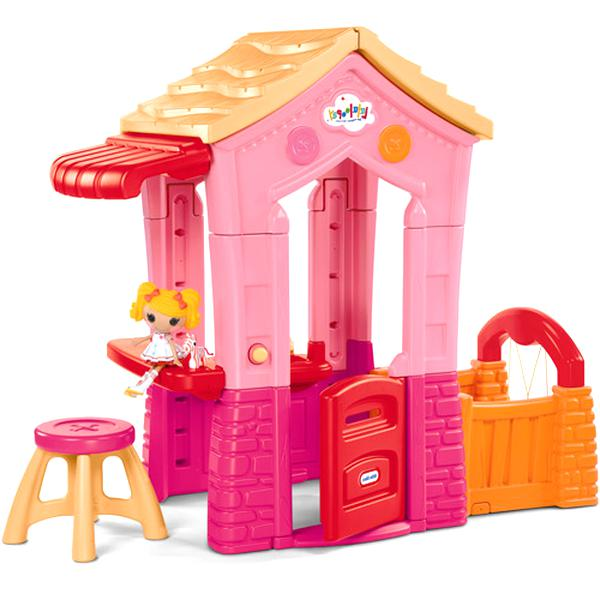 lalaloopsy playhouse for sale