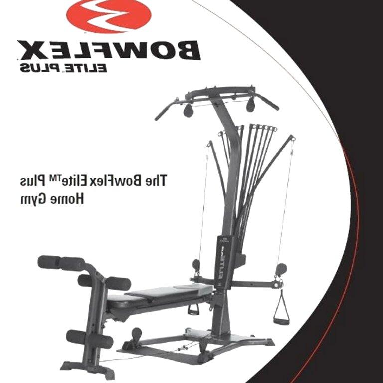 bowflex elite for sale