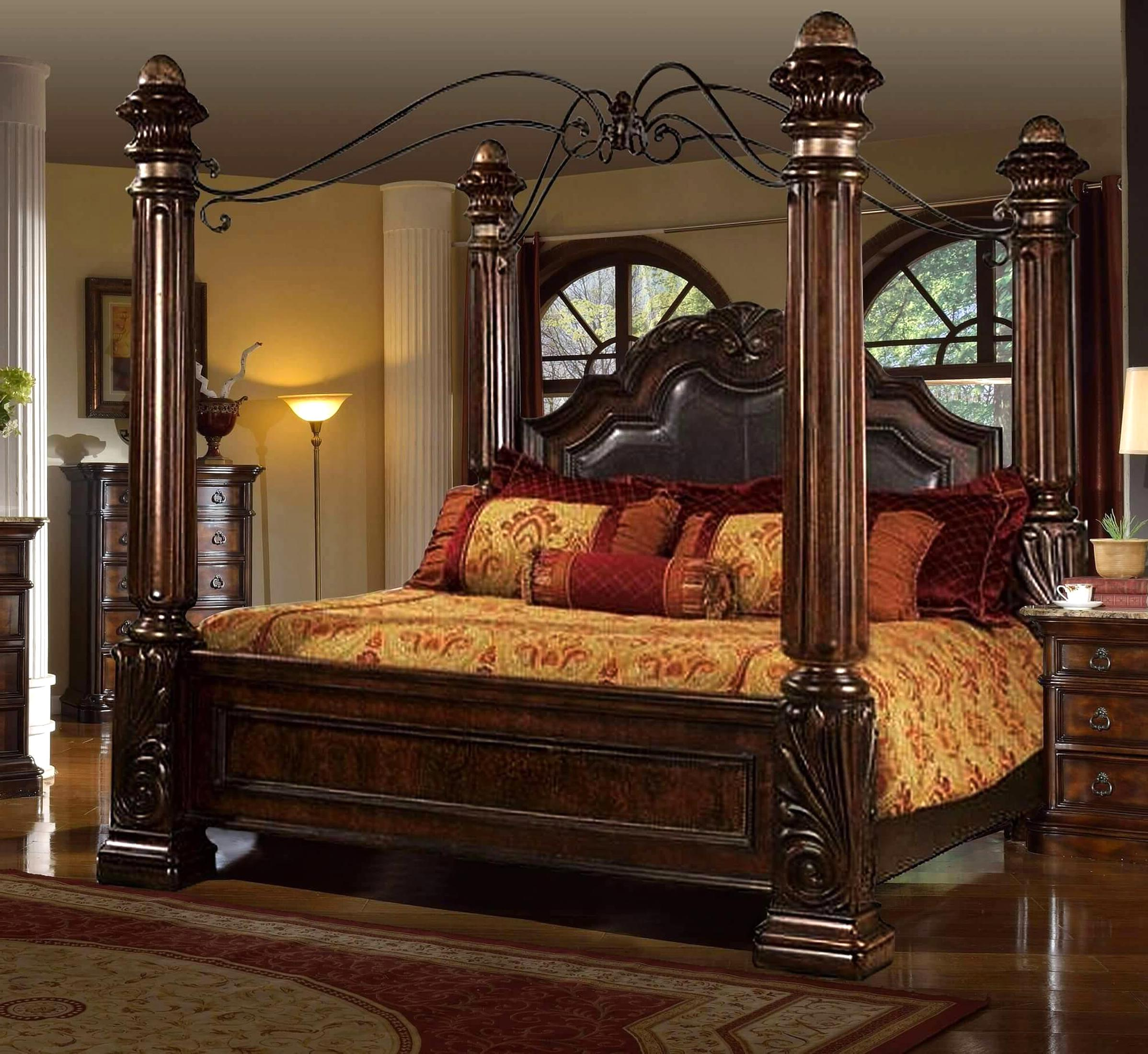 king canopy bed for sale
