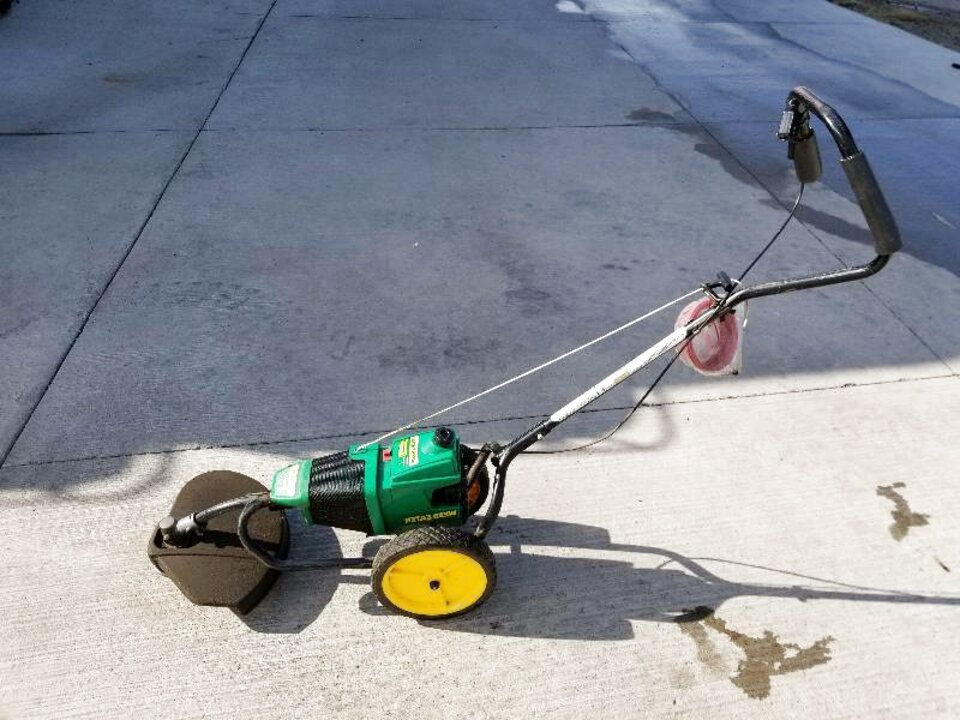 weed eater wt3100 for sale