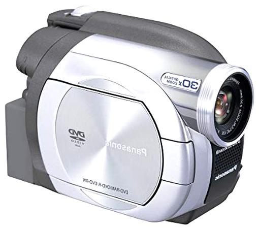 dvd camcorders panasonic for sale