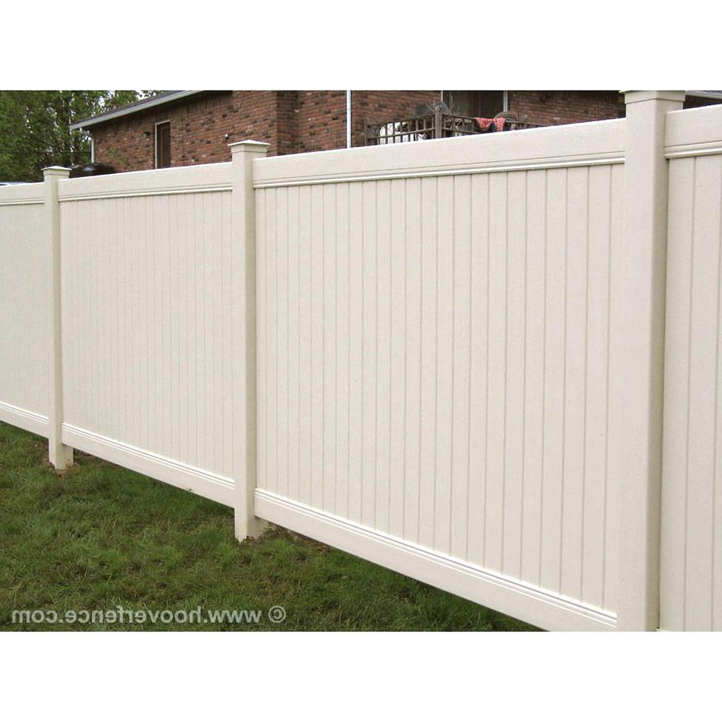 Vinyl Fence For Sale Only 3 Left At 60