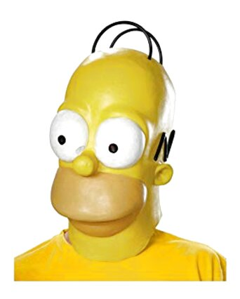 homer simpson mask for sale