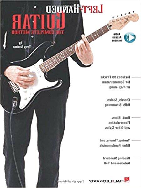 left handed guitar for sale