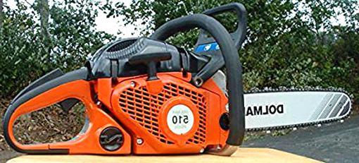 dolmar chainsaw for sale