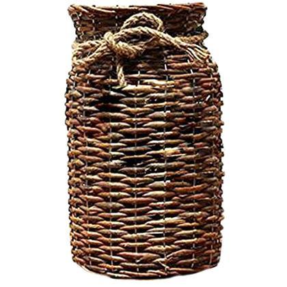 wicker vase for sale