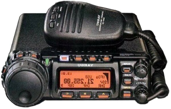 yaesu transceiver for sale