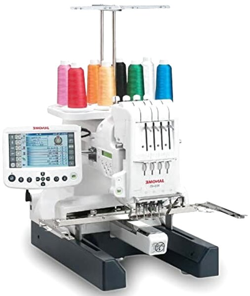 4 needle embroidery machine for sale