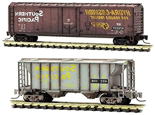 z scale weathered for sale