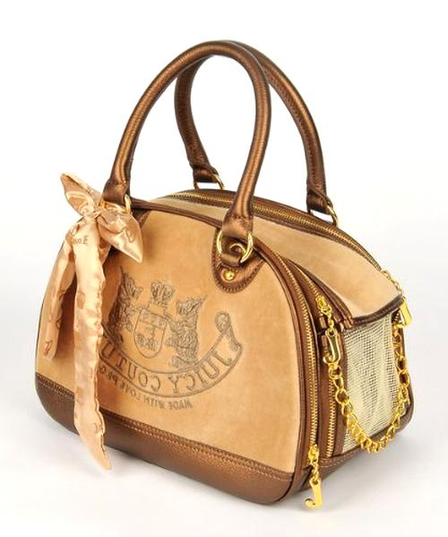 presenting cozy fresh great look Juicy Couture Dog Carrier for sale   Only 2 left at -70%
