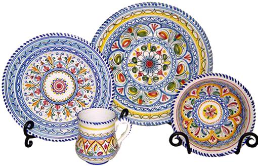 hand painted plates for sale