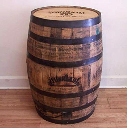 jack daniels whiskey barrel for sale