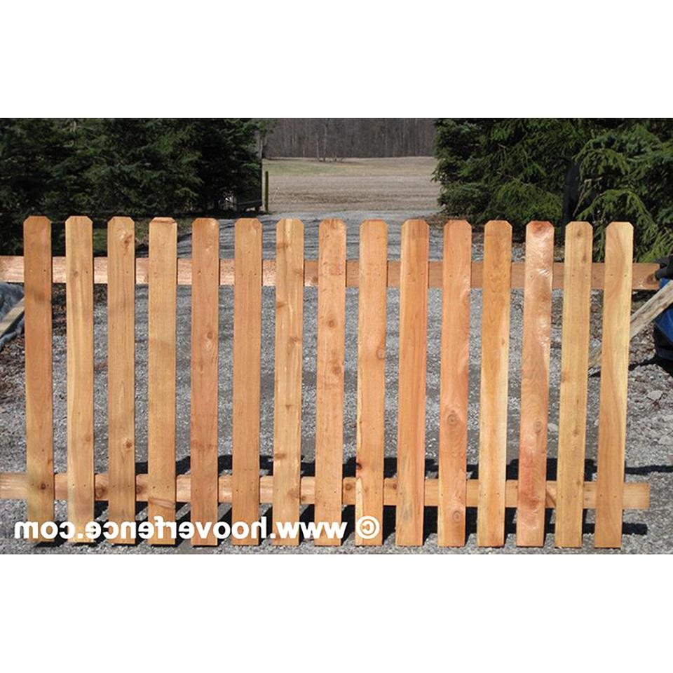Wood Picket Fence For Sale Only 2 Left At 60