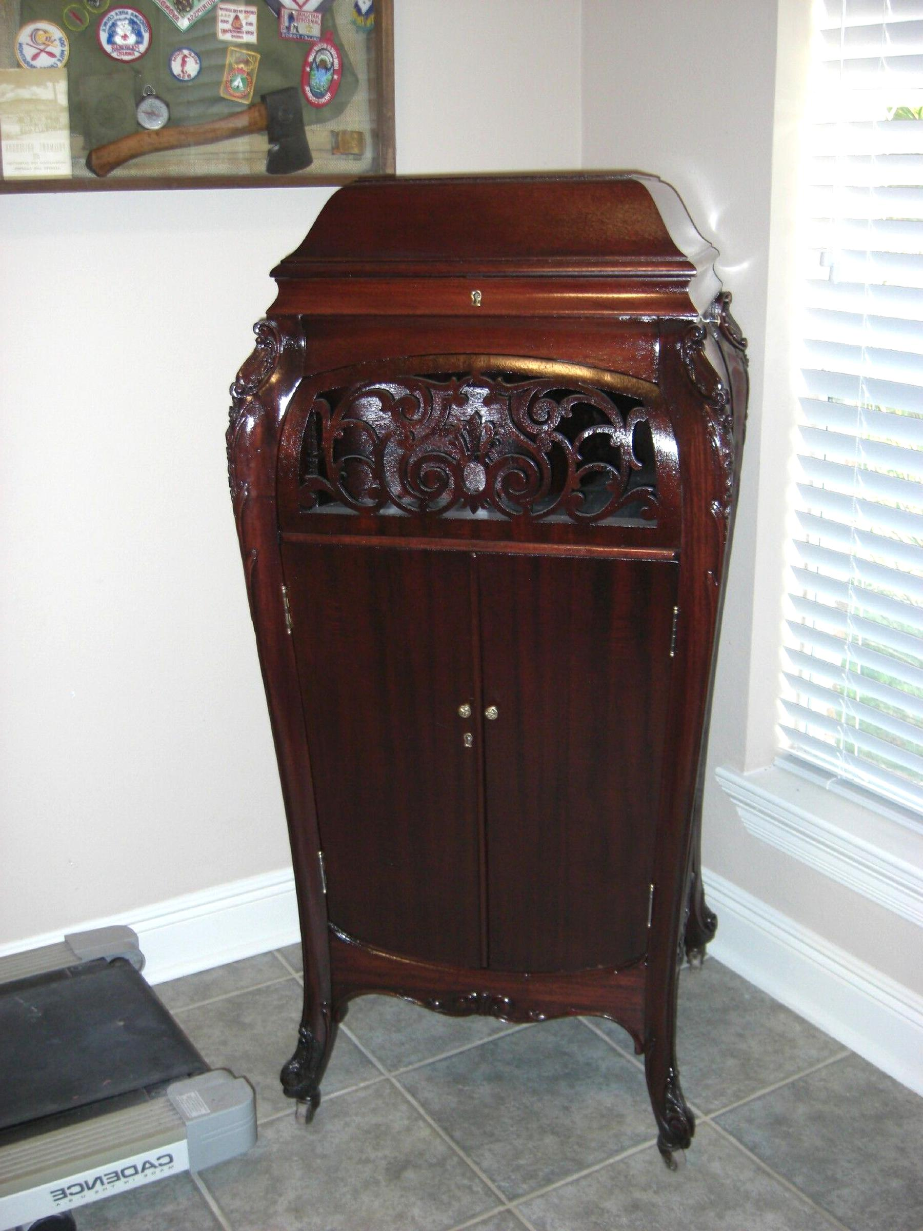 phonograph cabinet for sale