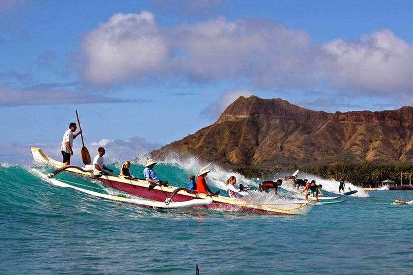 outrigger canoe for sale