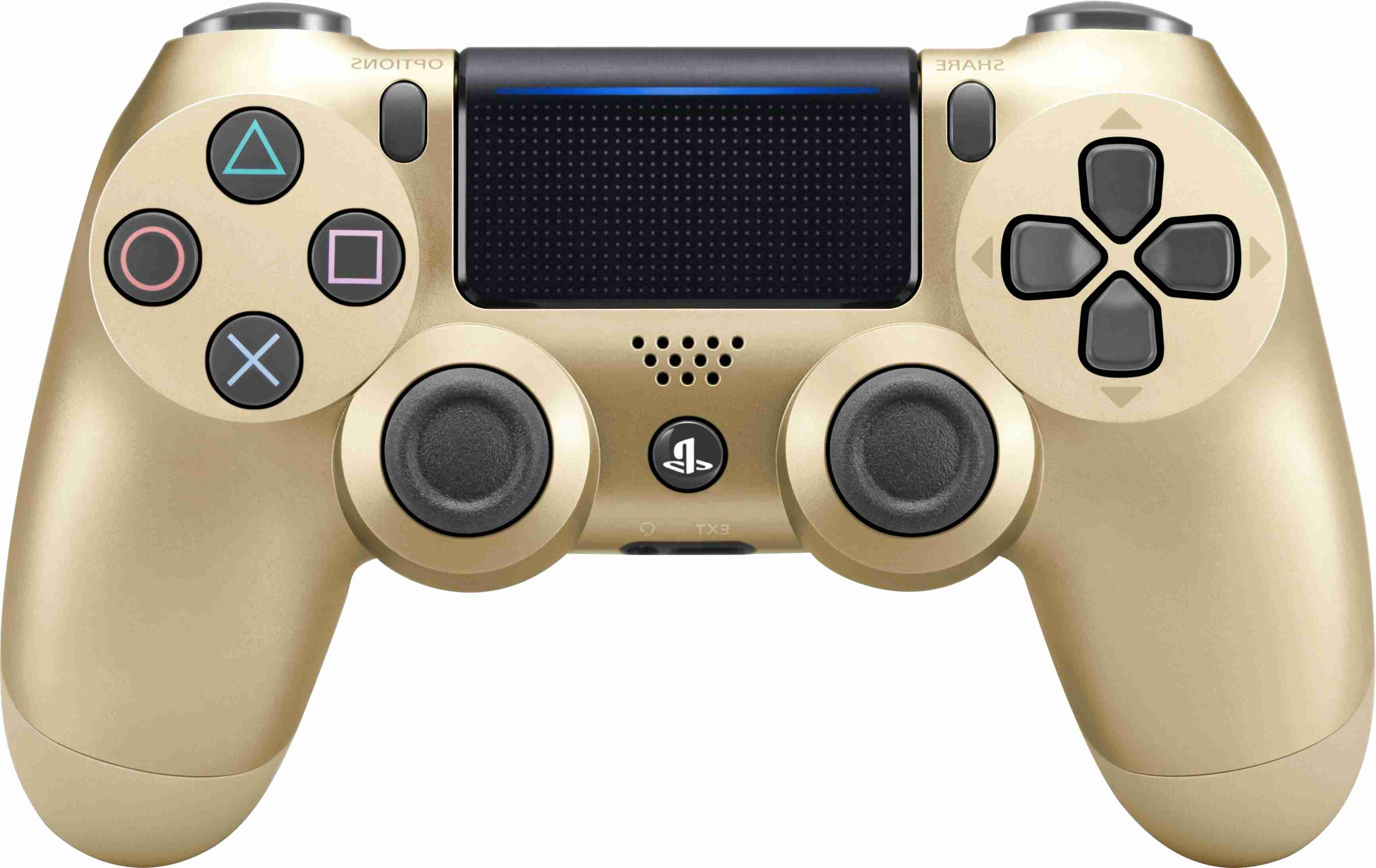 gold ps4 controller for sale