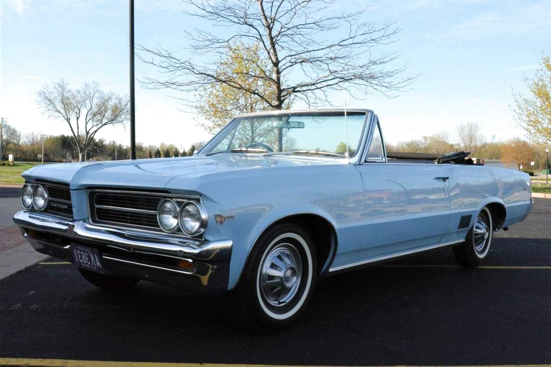 1964 Pontiac Lemans For Sale Only 3 Left At 75
