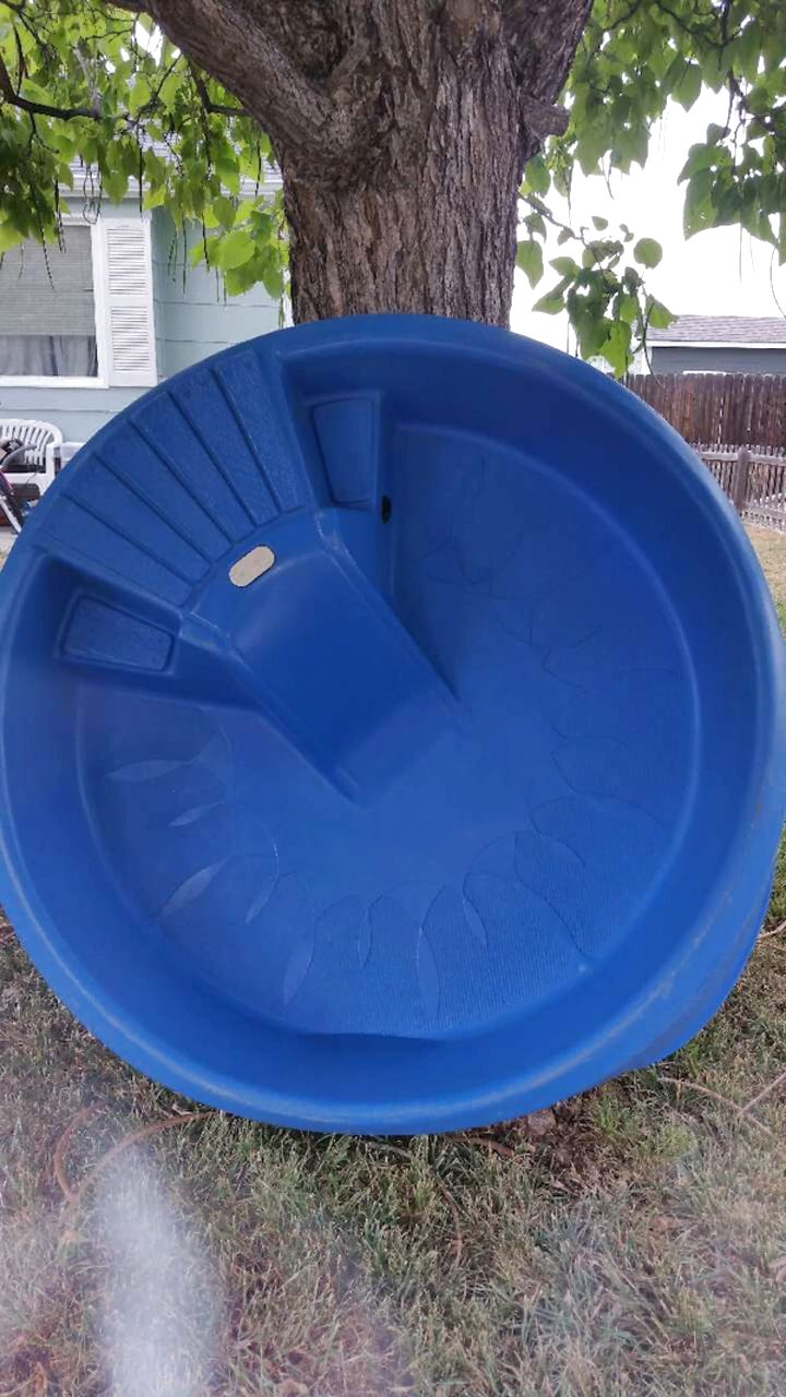 little tikes swimming pool for sale