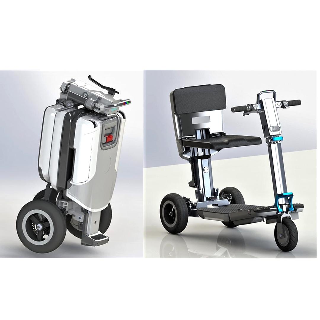 Folding Mobility Scooter for sale   Only 4 left at -65%