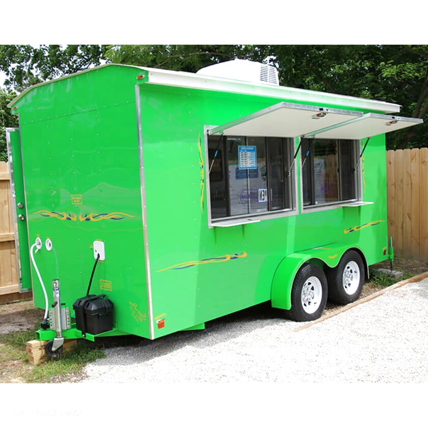 Shaved Ice Concession Trailers for sale   Only 2 left at -75%