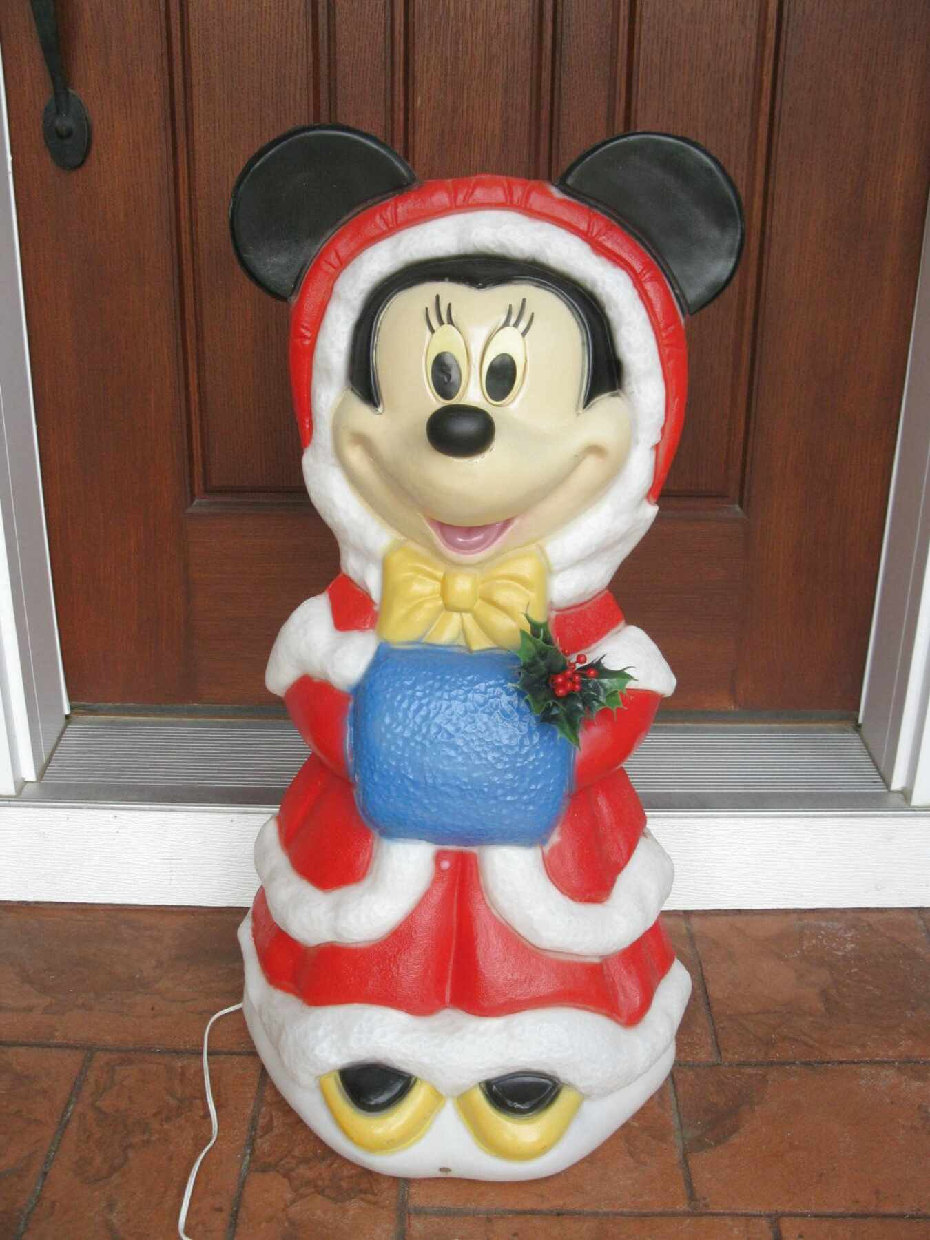 Minnie Blow Mold for sale