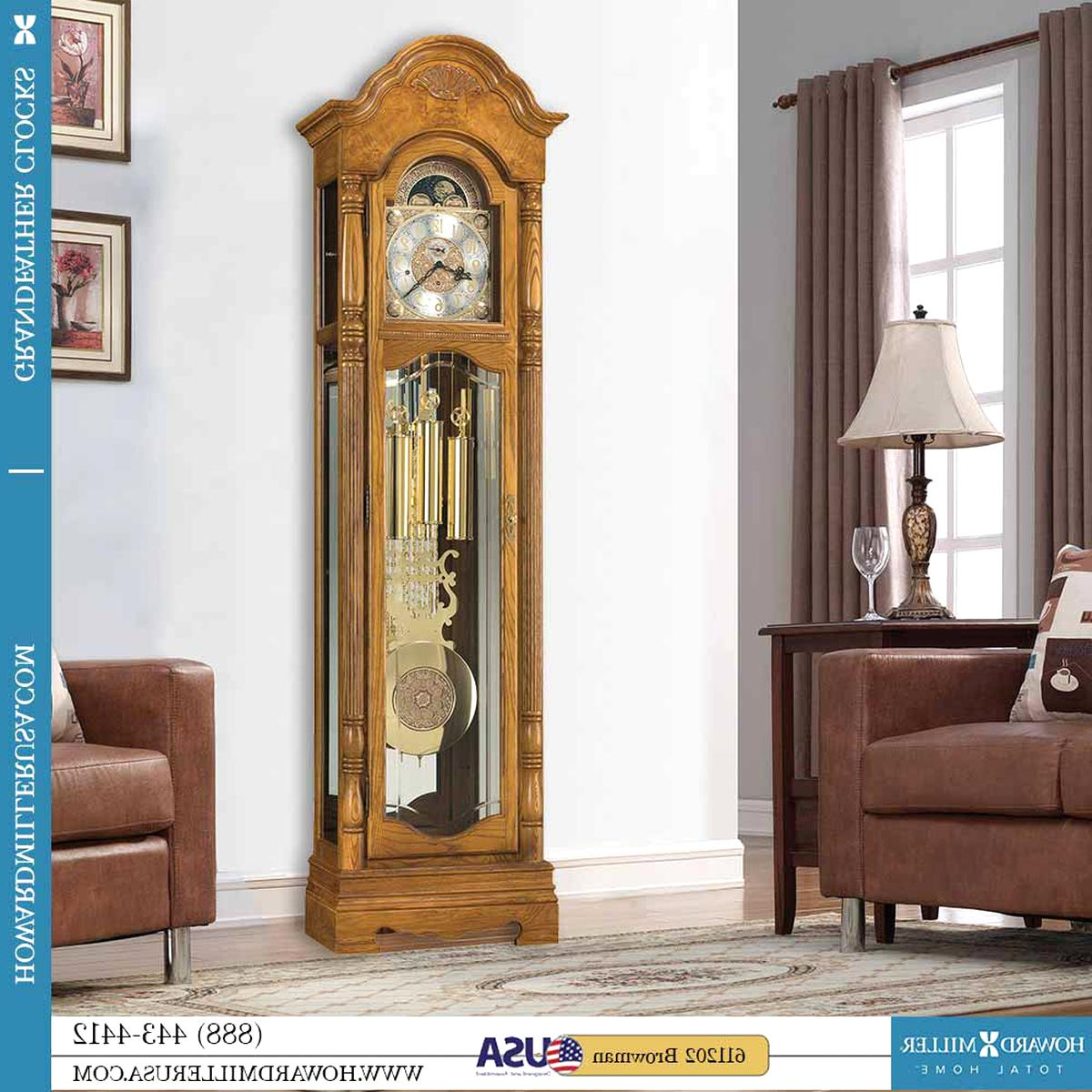 Floor Clock Howard Miller For Sale Only 4 Left At 70