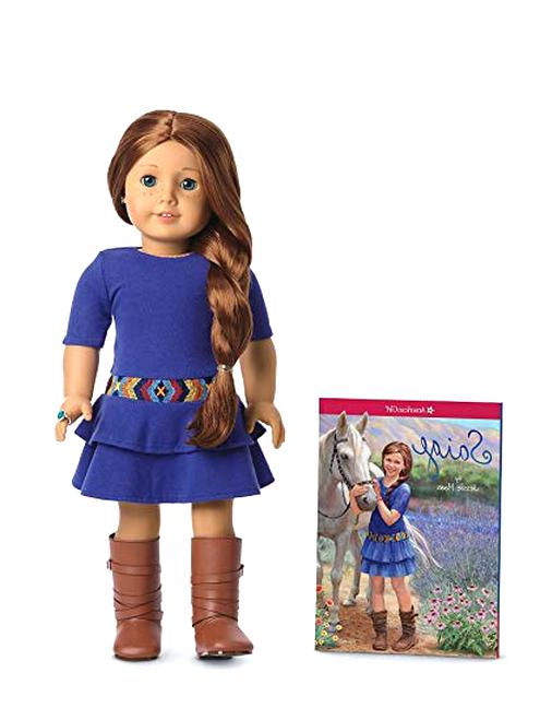 american girl doll saige for sale