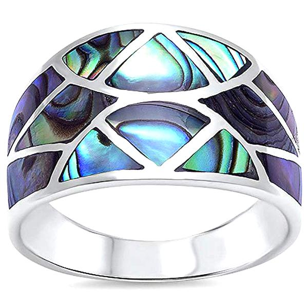 abalone ring for sale