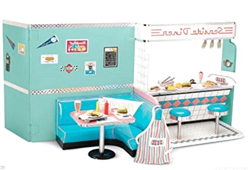 american girl diner for sale