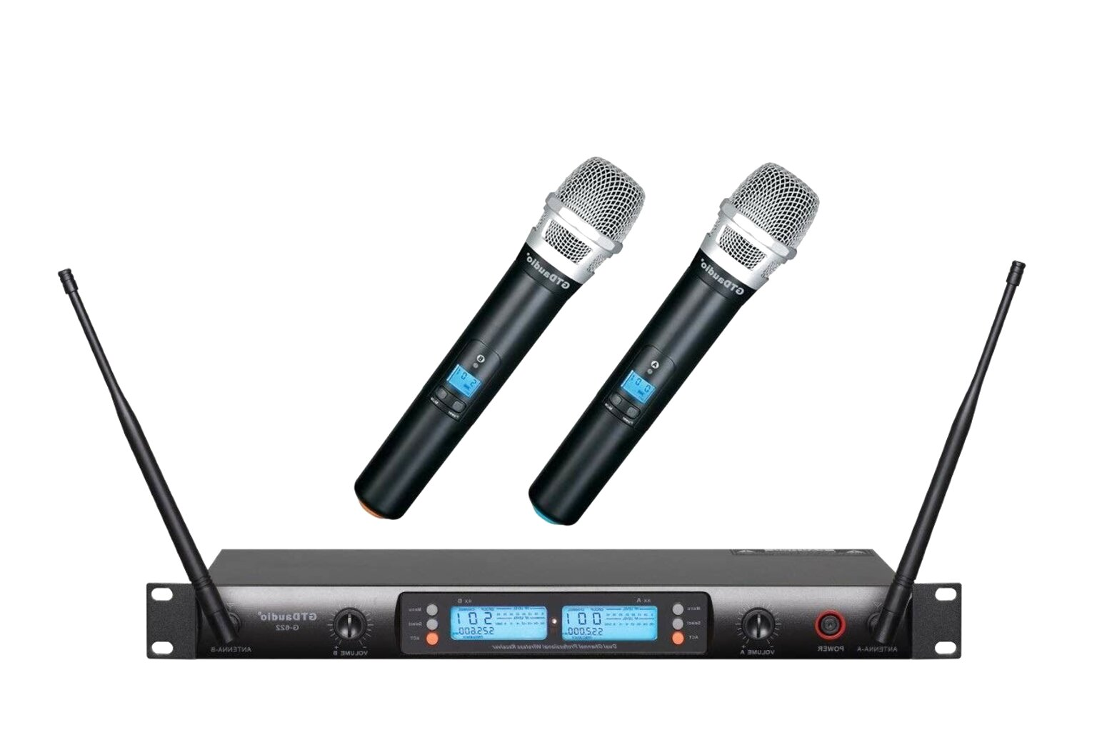 gtd g 622h audio wireless microphones for sale