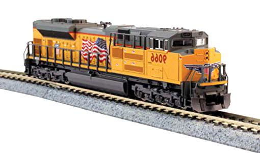 n scale union pacific for sale