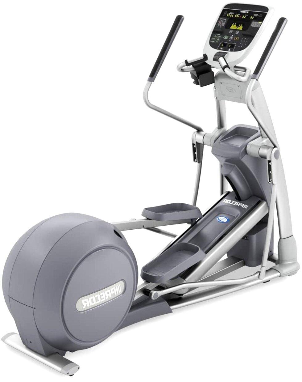 precor efx elliptical for sale
