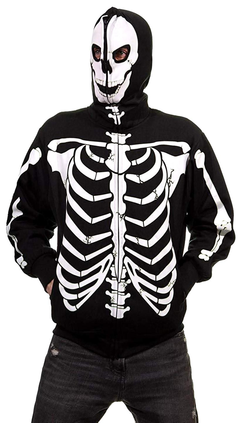 Skeleton Hoodie For Sale Only 3 Left At 70