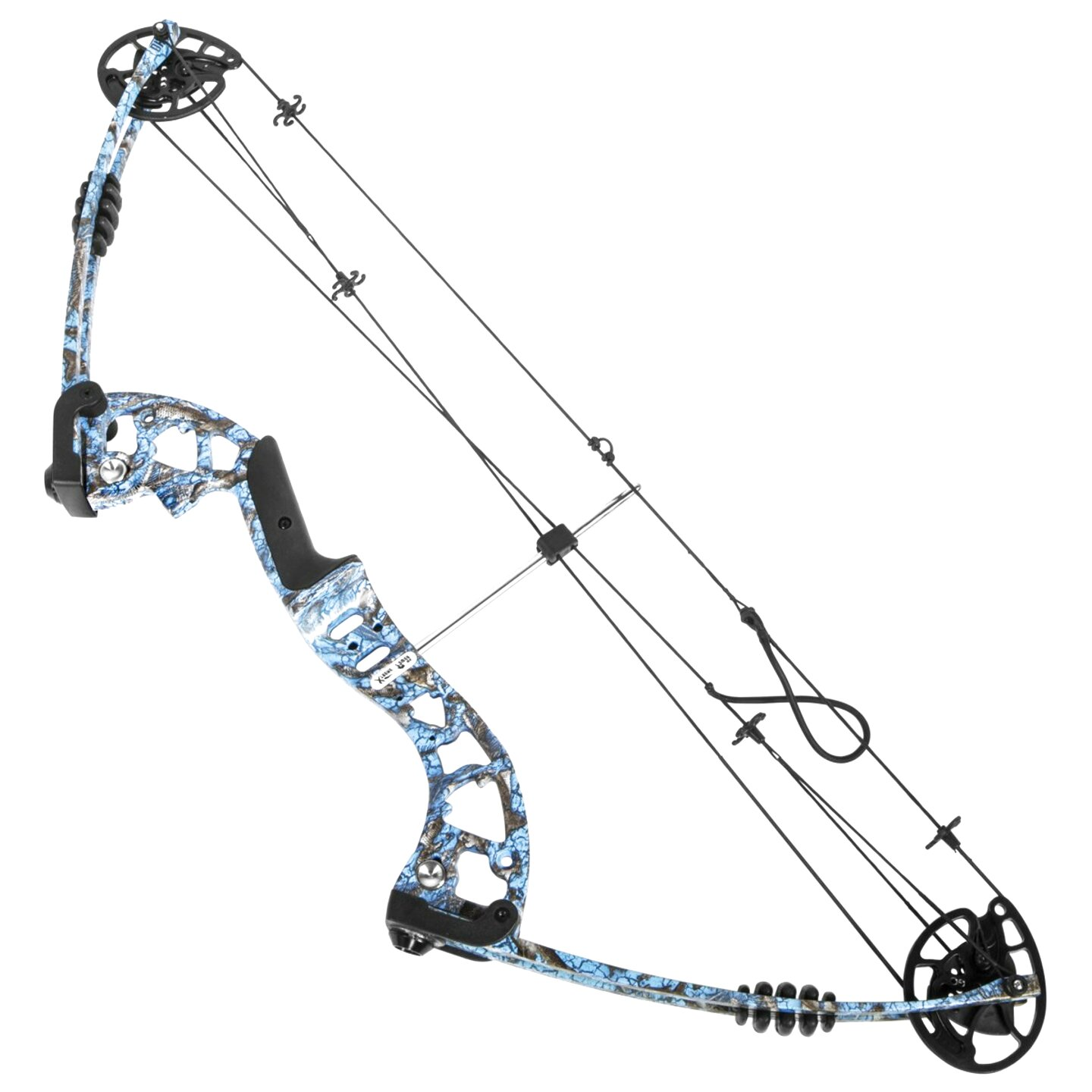 left handed compound bows 40 50 pound for sale