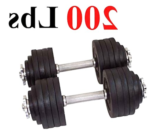 100 pound dumbbell for sale