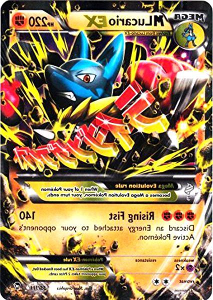 pokemon cards lucario for sale