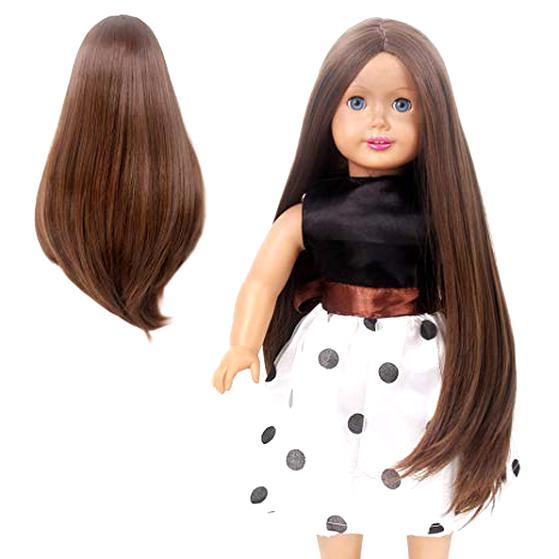 18 doll wig for sale