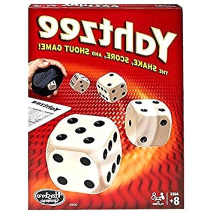 yahtzee board game for sale