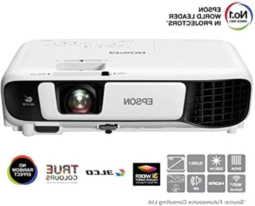 video proiettore lcd epson usato