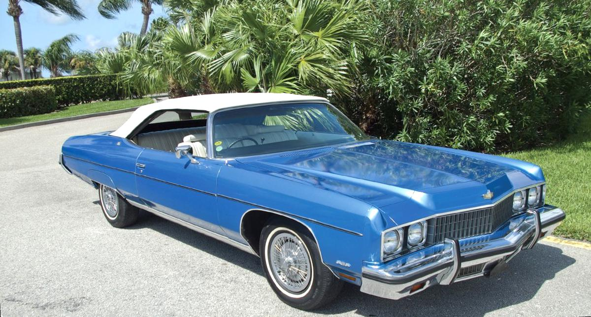 1973 Caprice for sale   Only 3 left at -60%Used.forsale