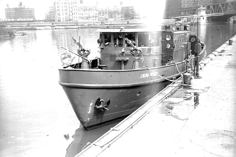 fire boat for sale