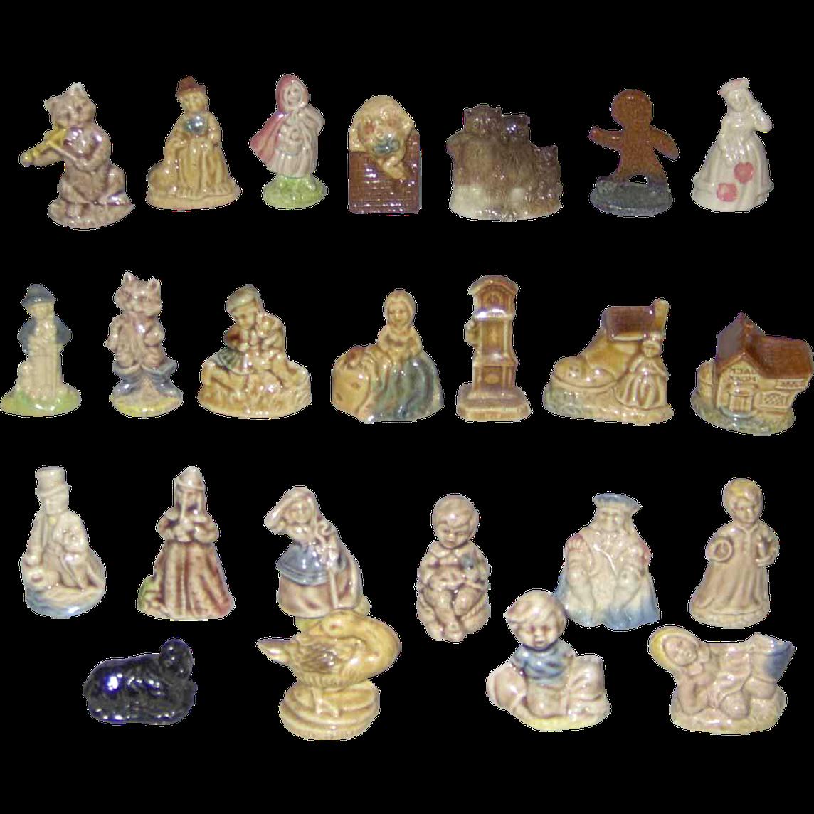 wade nursery figurines for sale