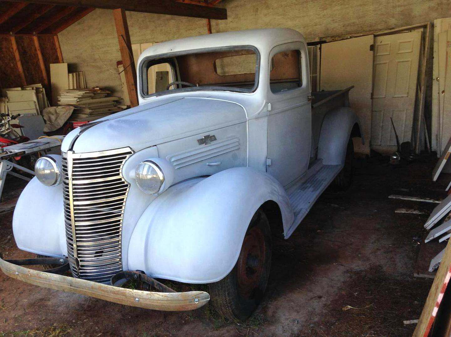 1938 Chevy Pickup For Sale Only 2 Left At 65