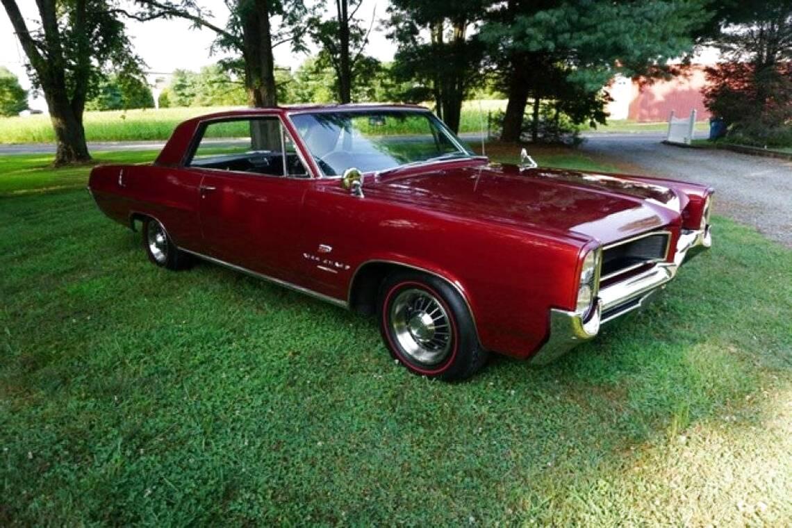 1964 pontiac for sale